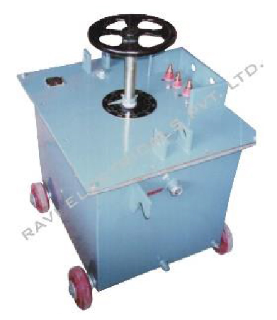 Single Phase Tank Type Transformer in India