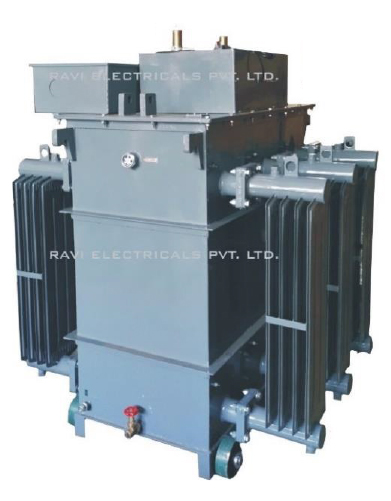 Three Phase Tank Type Transformer Supplers